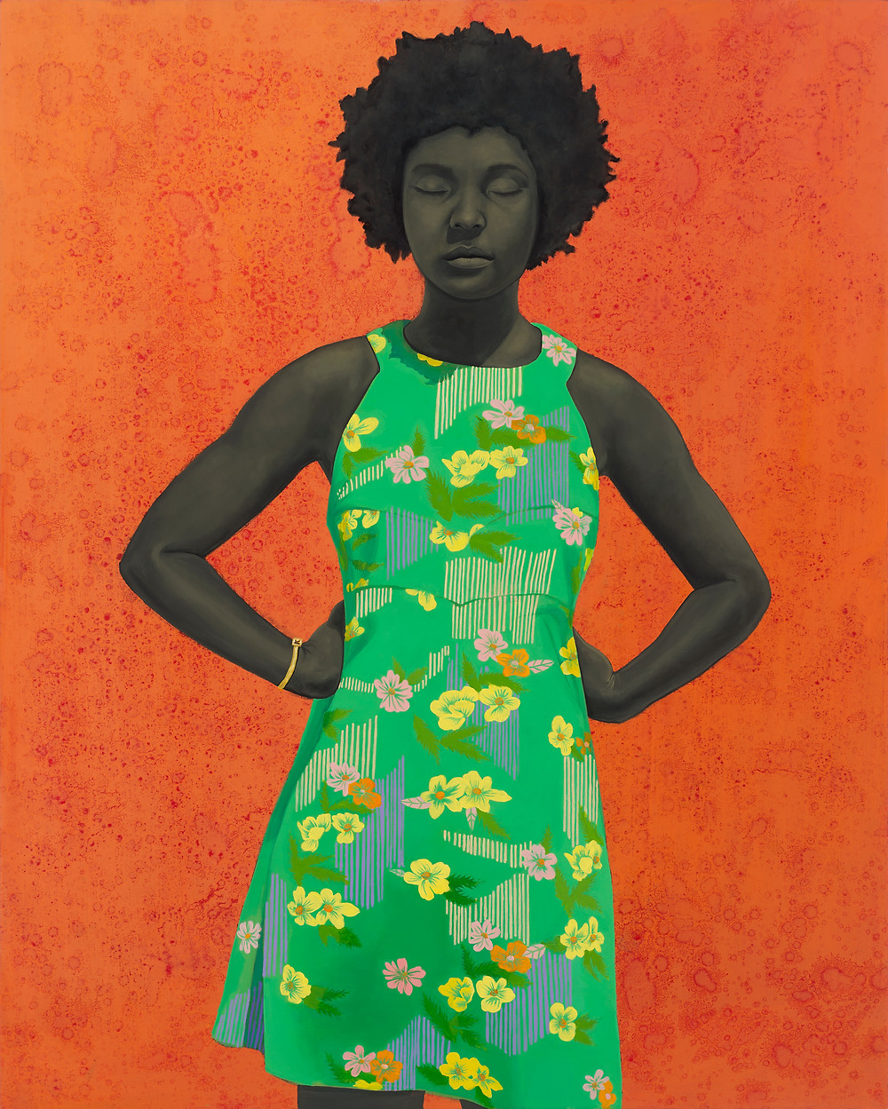 Amy Sherald The Make Believer