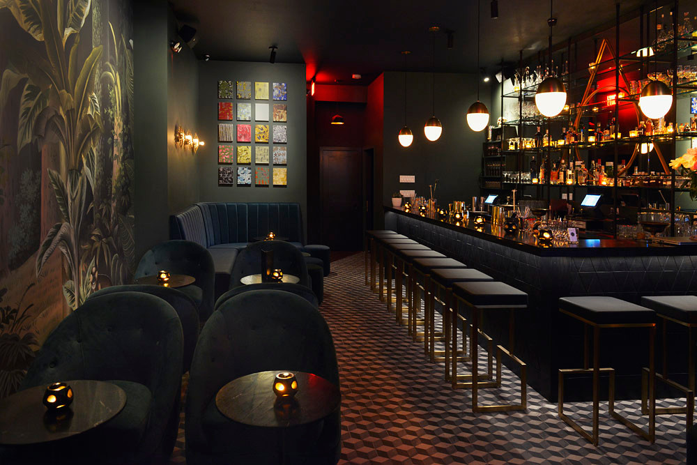 Sugar Monk in Harlem has a speakeasy vibe