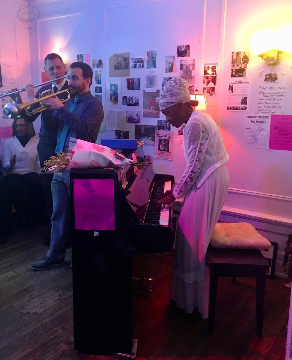 Marjorie Eliot's Jazz Parlor