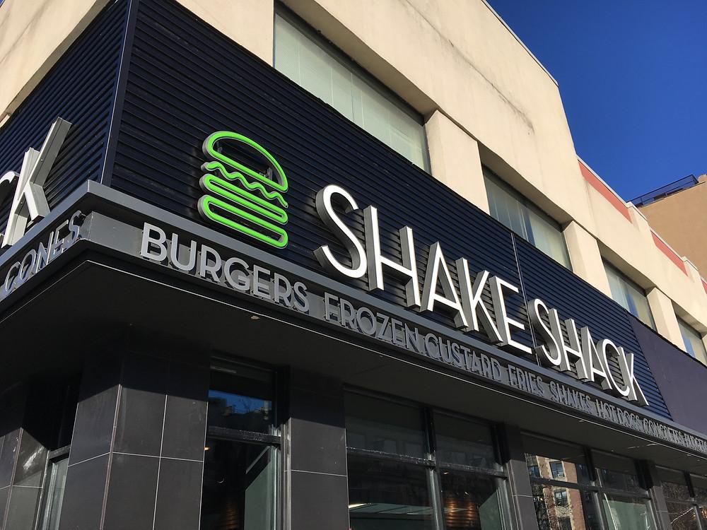 Shake Shack recently came to Harlem