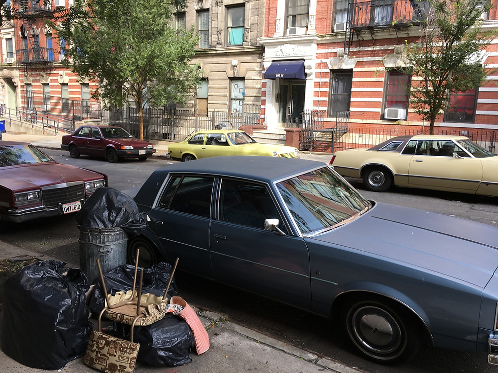 Ava DuVernay's Netflix series When They See Us filming in West Harlem