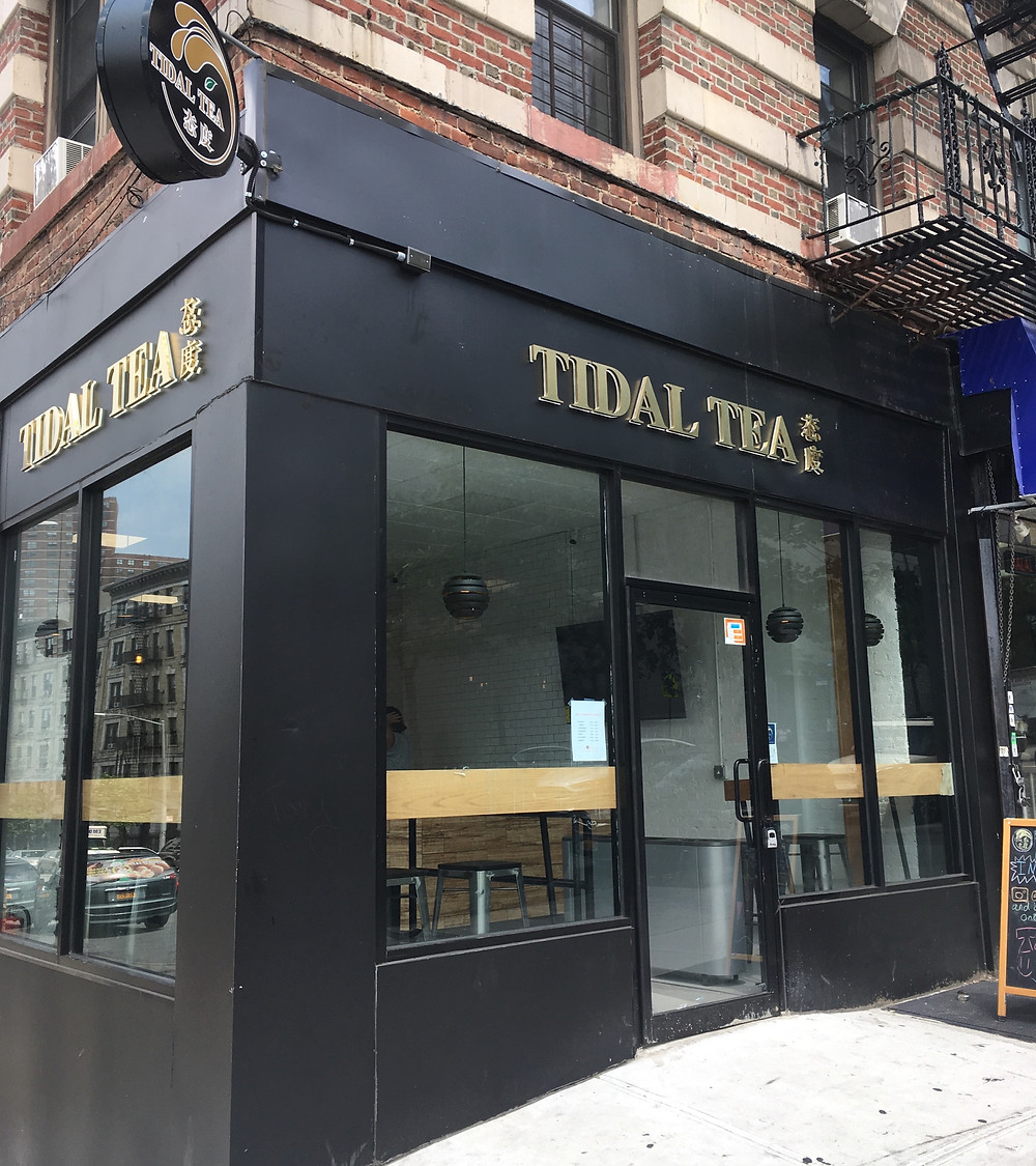 Bubble tea spot Tidal Tea just opened across from City College