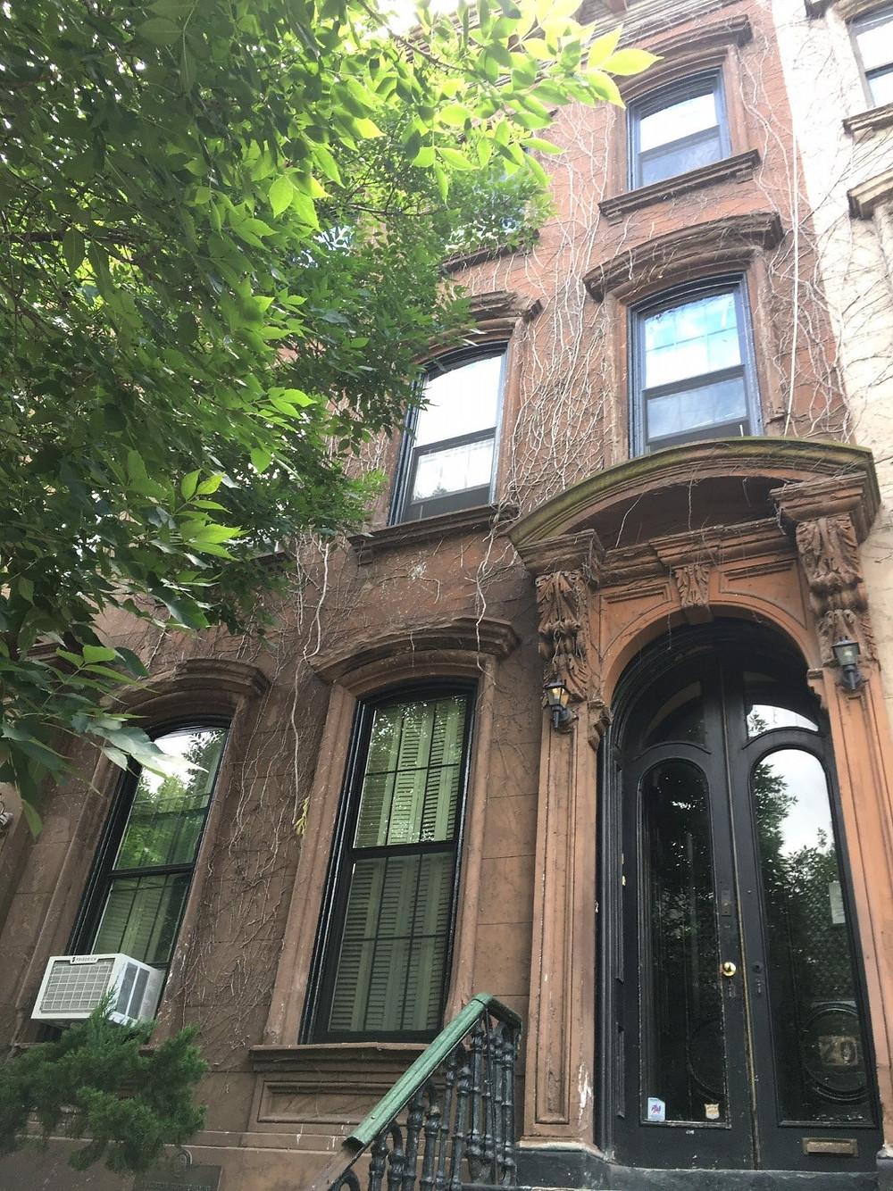 Langston Hughes' Harlem home get preservation grant