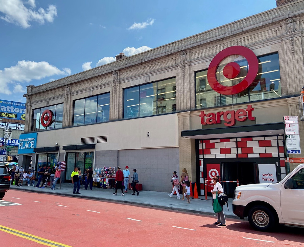 Target's new Washington Heights store is opening soon