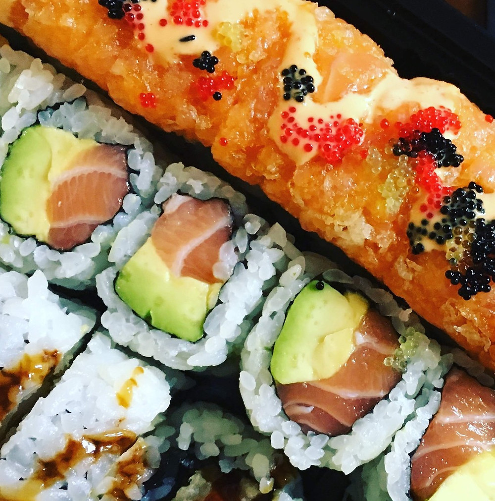 Sushi Sushi has moved closer to City College