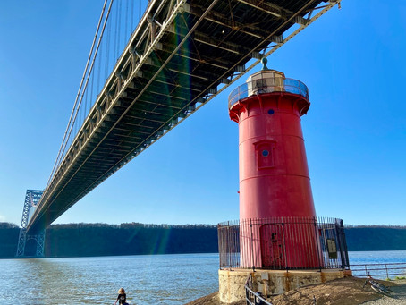 5 spots by the Hudson River that are perfect for social distancing–and have truly calming views