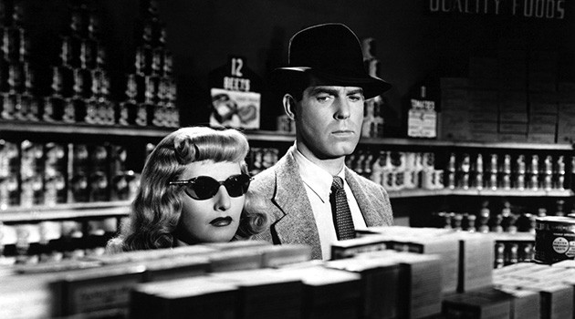 """""""Double Indemnity"""" will play at Columbia's new film noir festival"""