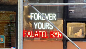 "Forever Yours Falafel is the new vegan-friendly takeout spot Washington Heights ""really needs"""