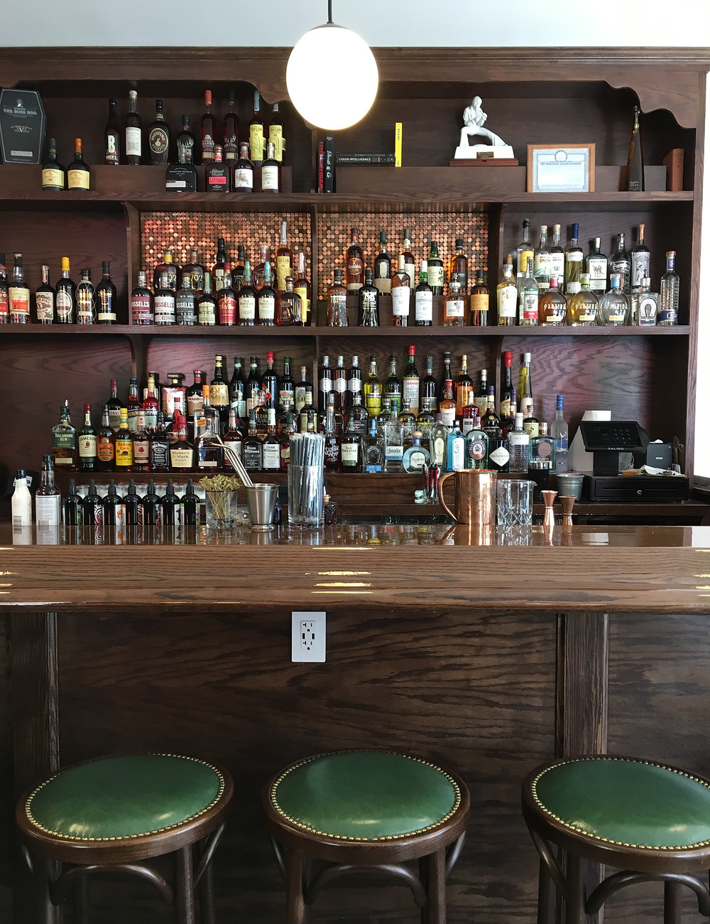 Penny Jo's, a new bar from the Uptown Bourbon team, opens in Washington Heights