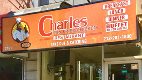 Uptown links: Charles Pan Fried Chicken in Harlem is expanding into a citywide chain, and more