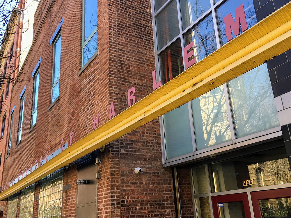 The home of the Dance Theatre of Harlem