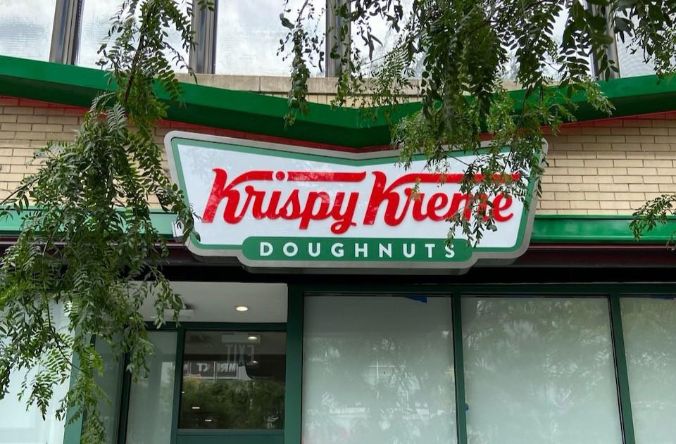 A new Krispy Kreme is coming to Harlem