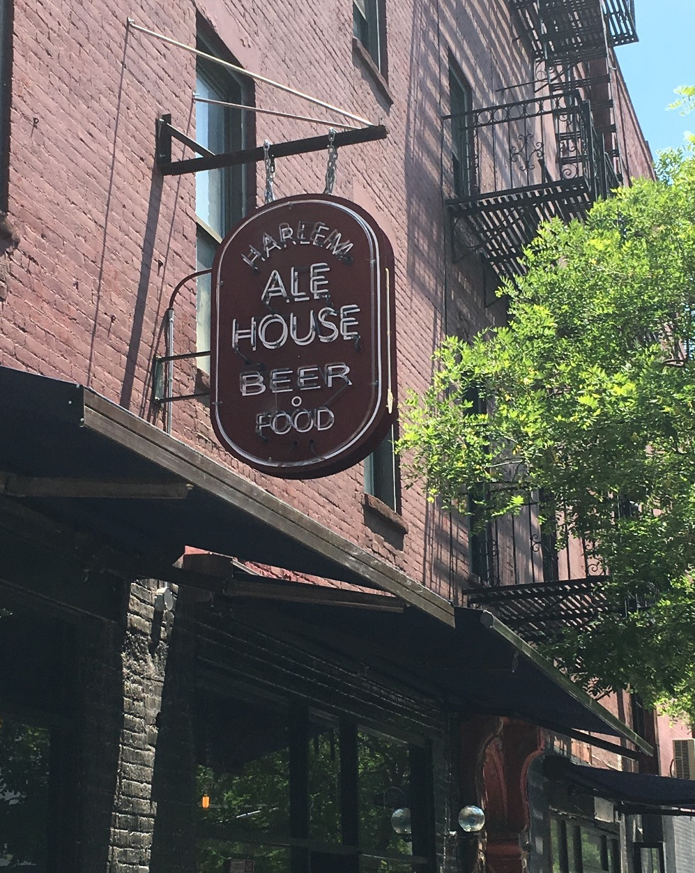 Harlem Ale House on 127th Street in Harlem