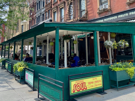 55 top Harlem restaurants offering outdoor dining