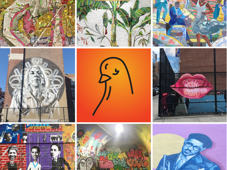 Art Pigeon is a new, easy way of exploring public art—now with two guides by The Curious Uptowner