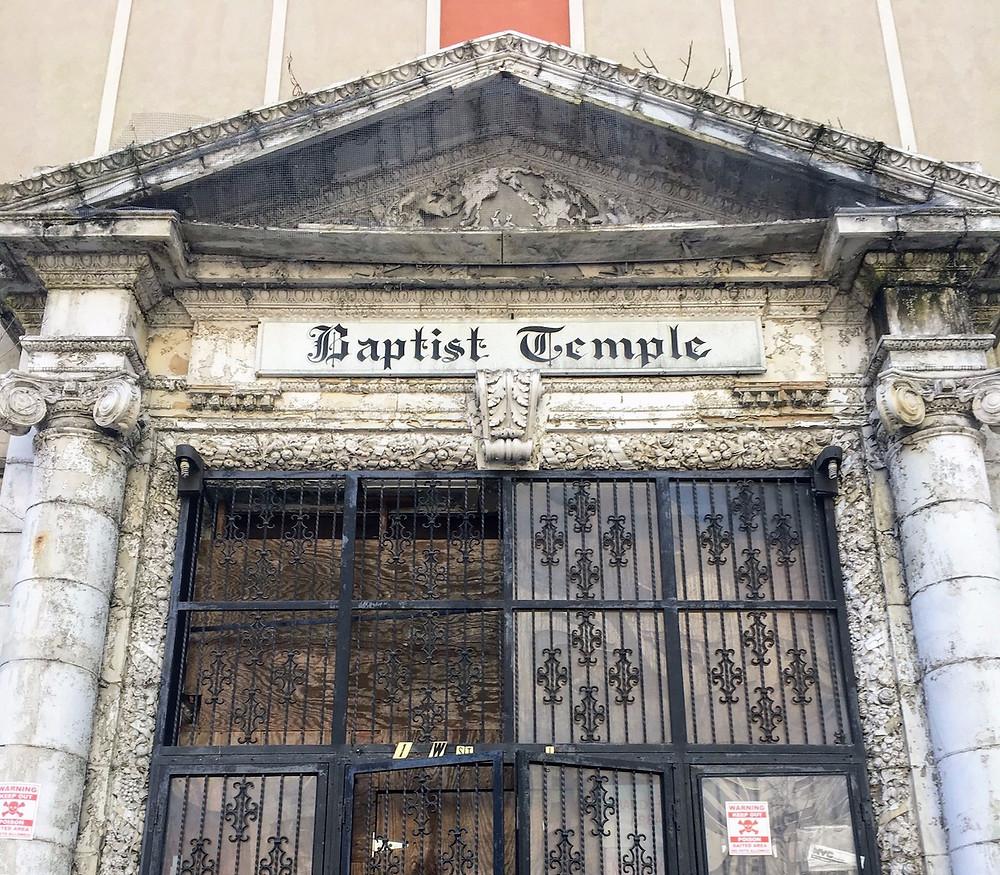 Harlem Baptist Temple Church