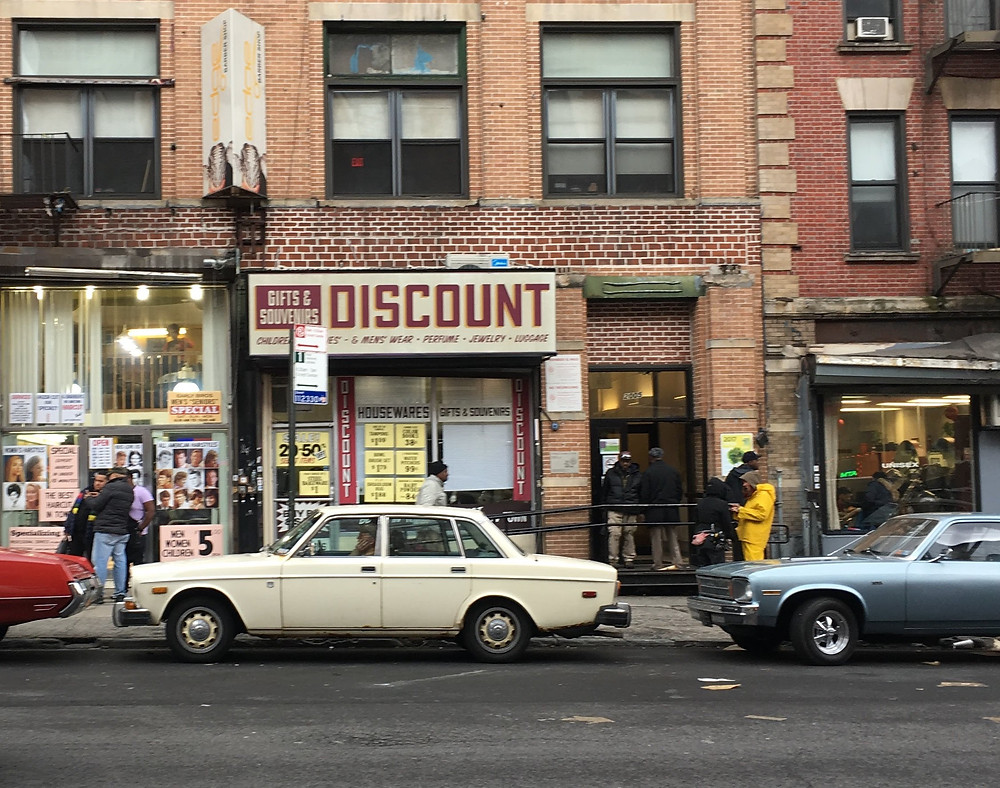 """A scene straight out of 1970s New York recreated in Washington Heights for Season 2 of """"The Deuce"""""""
