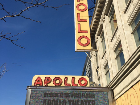 Uptown Links: Oprah comes to the Apollo (and Red Rooster), Teyana Taylor is bringing back '90s n