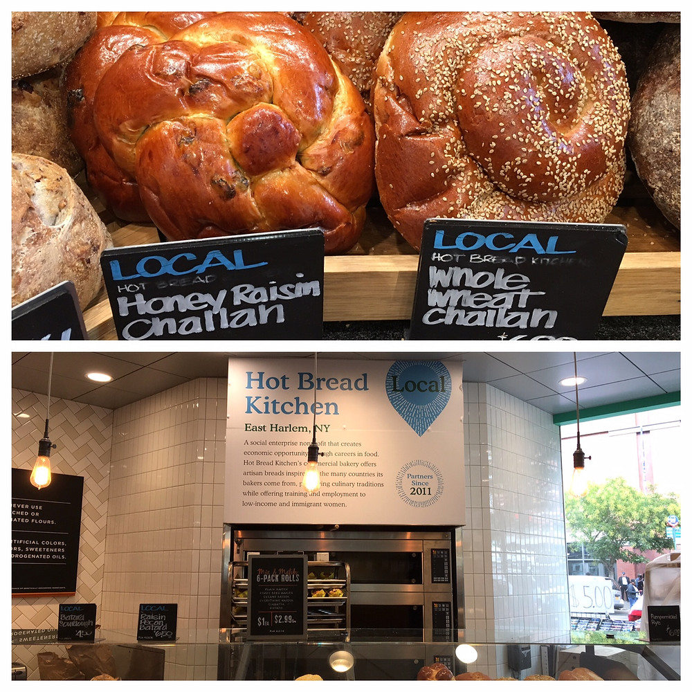 Hot Bread Kitchen at Whole Foods Harlem