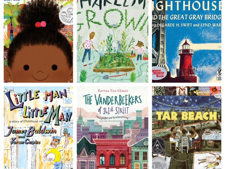 Holiday gift guide: 6 delightful children's books set in Harlem and Washington Heights