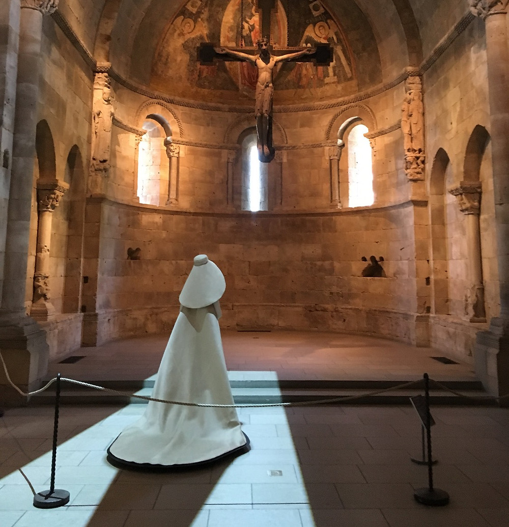 """Heavenly Bodies"" at the Met Cloisters"