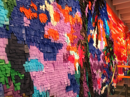 Weekend wish list: El Museo's Day of the Dead kick-off, Justin Favela's piñata-like murals,