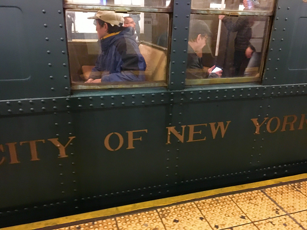 Take the A Train to Harlem–all the way up to 145th Street starting December 15–with the MTA's holiday nostalgia rides