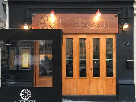 L'Argot, a cozy new restaurant with live music and art, opens in Hamilton Heights