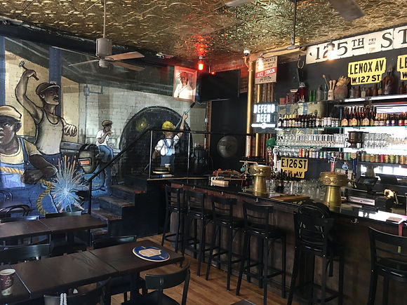 Step inside Harlem Ale House, a new bar serving up beer with