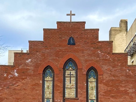 Photos: Harlem's Mt. Zion Lutheran Church has a surprising new look after renovations