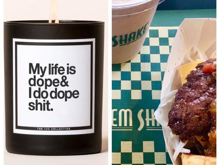 It's a night of burgers and browsing at Harlem Shake's third annual Sip, Shop & Shake