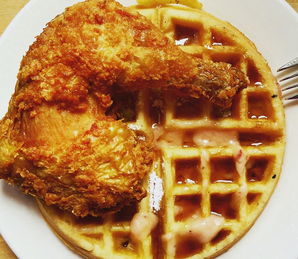 Black-owned restaurants in Harlem: Melba's