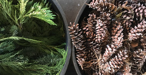 8 super easy and green ways to decorate for the holidays (that don't involve a big ol' tree)