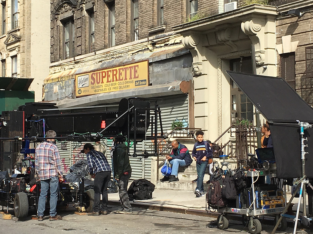 Ava DuVernay's When They See Us filmed in West Harlem