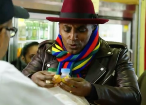 "Preview of Marcus Samuelsson's new PBS show, ""No Passport Required"""