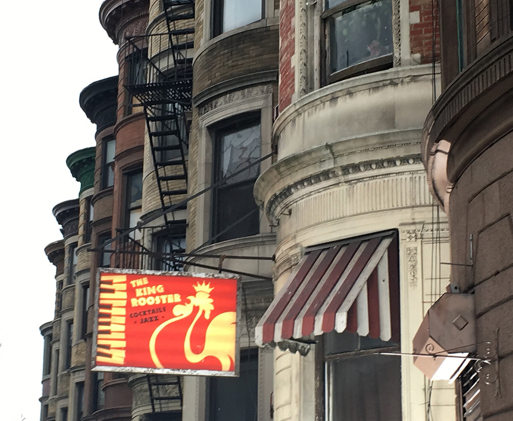 The old St. Nick's Pub on The Motherless Brooklyn set in Harlem