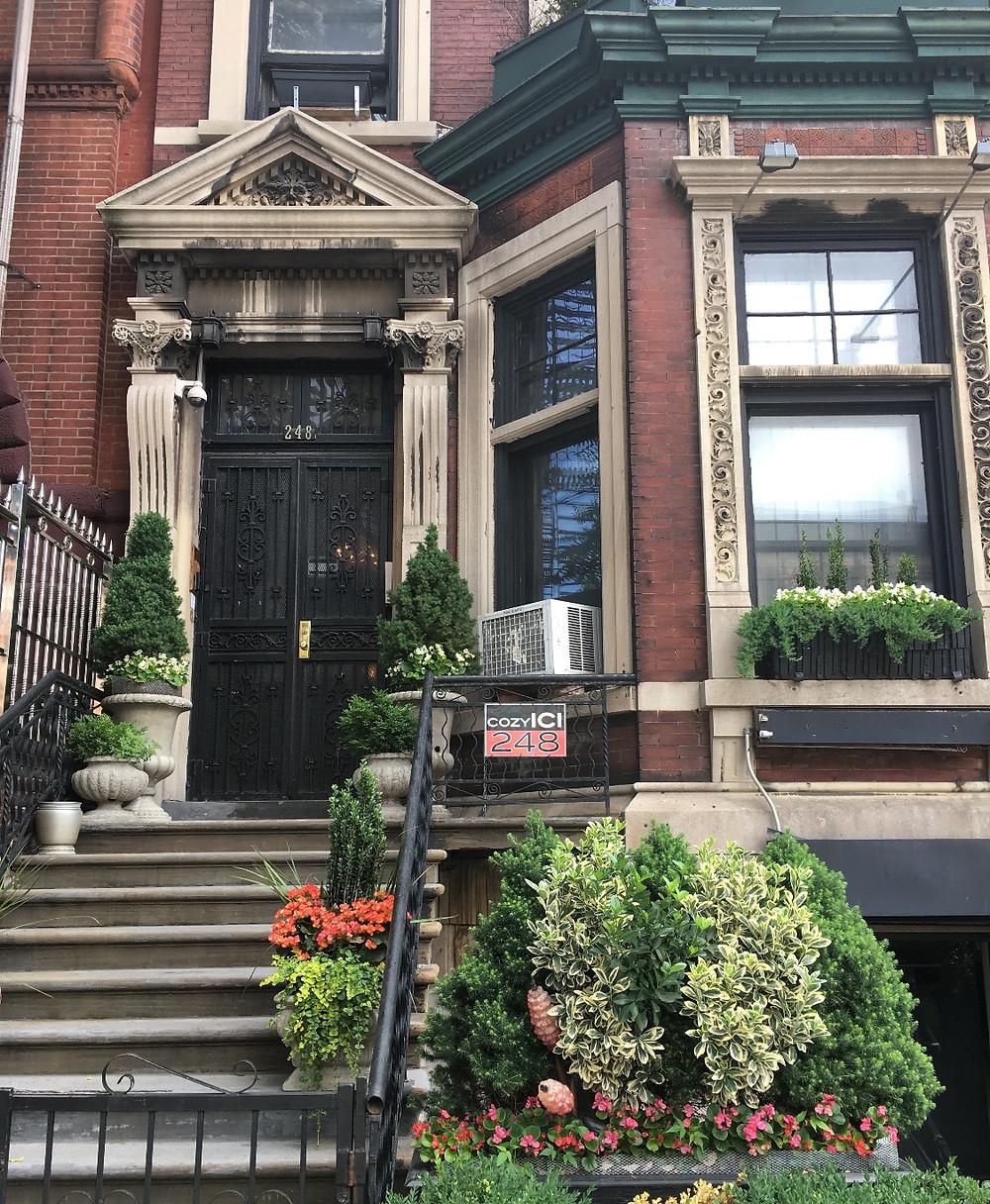 The International Cozy Inn on Lenox Avenue in Harlem