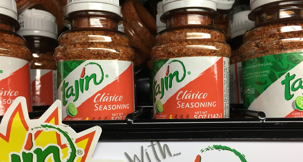 Tajin at Food Universe in Hamilton Heights