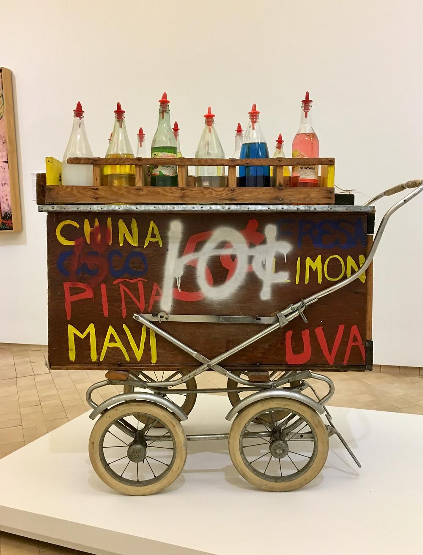 Piragua Cart by Edgar Ruiz Zapata