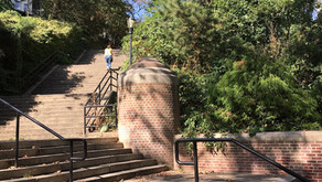 The best park stairs for the perfect uptown workout
