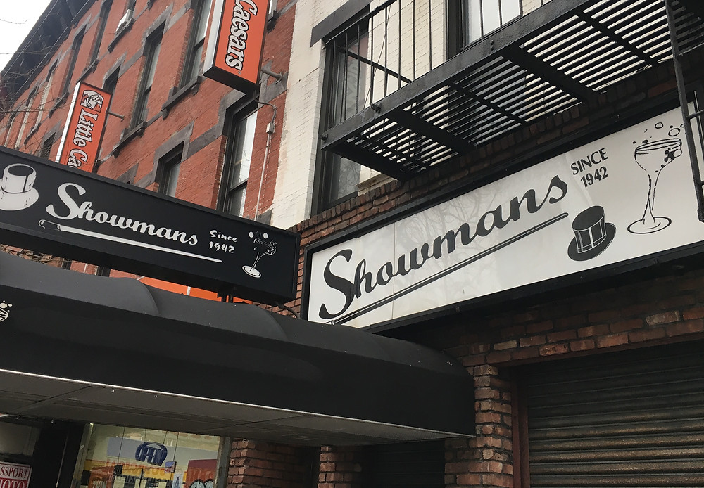 Showmans on 125th Street in Harlem