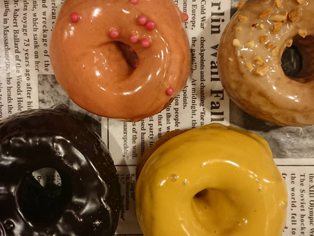 Special delivery: treat yourself with these locally-made donuts, cookies, and more