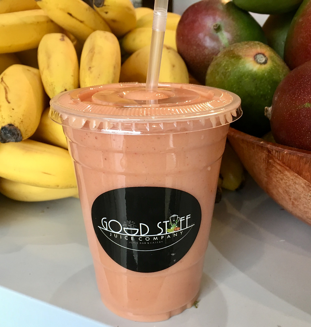 Good Stuff Juice Company is a new spot for healthy smoothies in Hamilton Heights