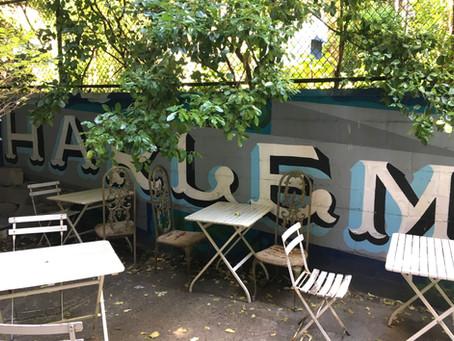 9 Harlem spots with hidden backyard patios