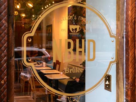 New coffee shop NBHD Brûlée opens near Strivers' Row