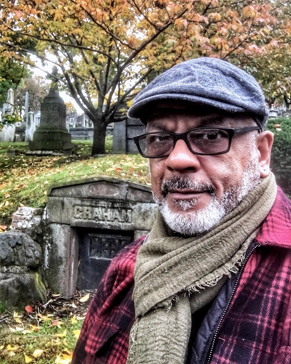 Scholar and author Eric K. Washington will lead the Uptown Trinity Church Cemetery Holiday Tour