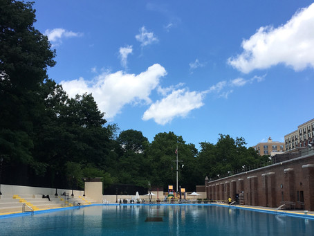 These 7 uptown pools are staying open longer for the next three days