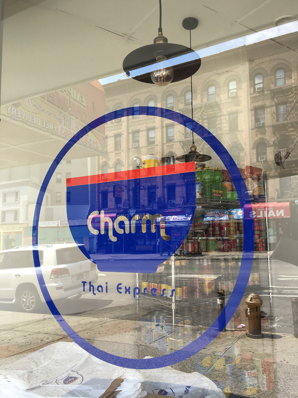 Charm Thai Express in Manhattanville