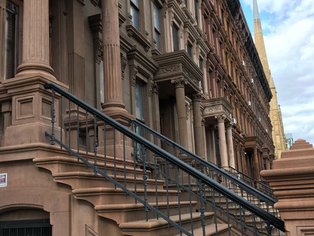 An easy, stylish weekend in a Harlem Airbnb–a great solution for out-of-towners