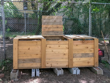 Where to drop off food scraps in Upper Manhattan now that curbside composting has been suspended